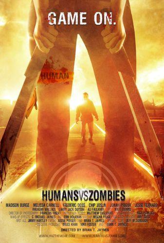 Humans Vs. Zombies