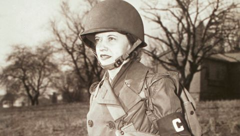 No Job for a Woman: The Women Who Fought to Report WWII