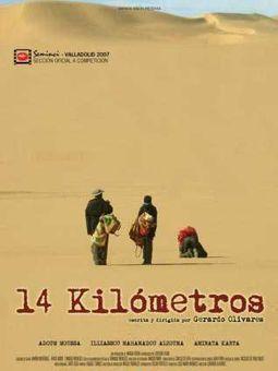 14 Kilometers
