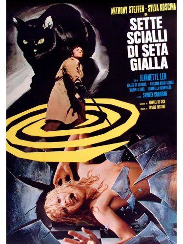 sconto in vendita repliche prima i clienti Sette Scialli Di Seta Gialla (1972) - Sergio Pastore ...
