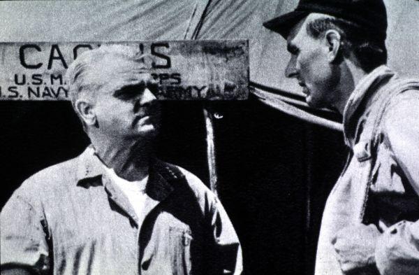 On The Verge Halsey: The Gallant Hours (1960) - Robert Montgomery