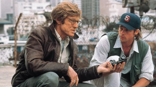 a review on the film a river runs through it directed by robert redford On oct 9, 1992, a river runs through it was released in theaters directed by  robert redford, the drama about two preacher's sons growing.