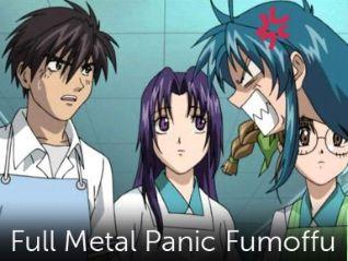 Full Metal Panic? Fumoffu [Anime Series]