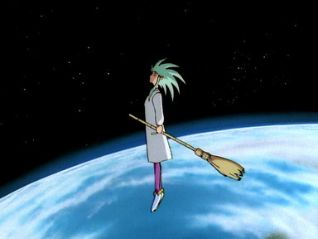 Tenchi Muyo! OVA: 11: The Advent of Goddess