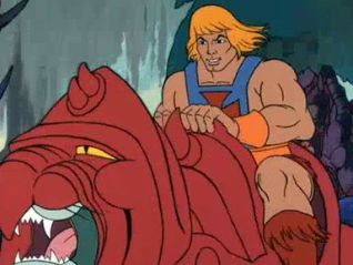 He-Man and the Masters of the Universe: Beauty and the Beast