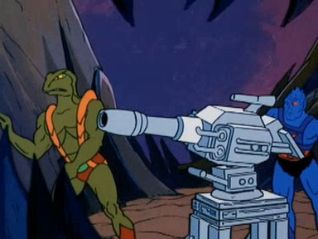 He-Man and the Masters of the Universe: Disappearing Dragons