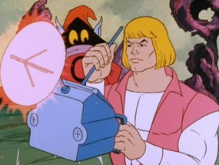 He-Man and the Masters of the Universe: Game Plan