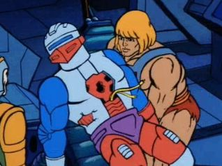 He-Man and the Masters of the Universe: Happy Birthday Roboto