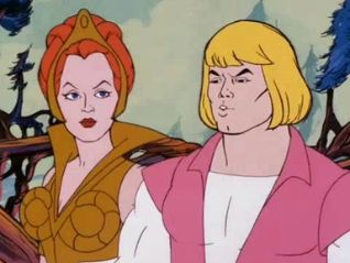 He-Man and the Masters of the Universe: Orko's New Friend