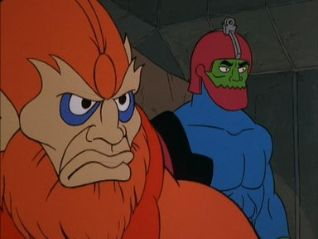 He-Man and the Masters of the Universe: Return of the Gryphon