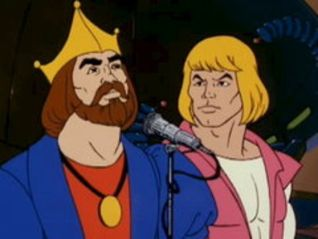 He-Man and the Masters of the Universe: The Arena