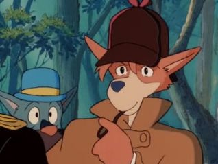 Sherlock Hound: The Disappearance of The Splendid Royal Horse