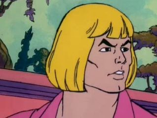 He-Man and the Masters of the Universe: The Magic Falls