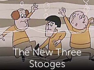 The New 3 Stooges [Animated TV Series]