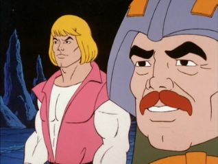 He-Man and the Masters of the Universe: The Return of Granamyr