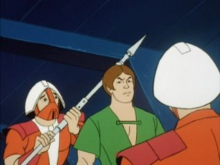 He-Man and the Masters of the Universe: The Witch and the Warrior