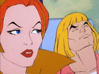 He-Man and the Masters of the Universe: Trouble in Arcadia
