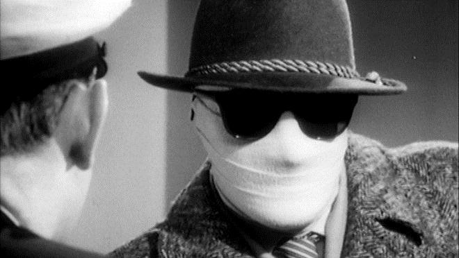 The Invisible Man: Man in Disguise