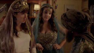 Being Erica: Purim