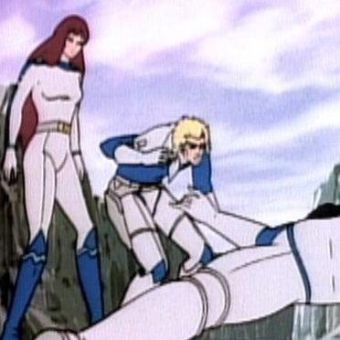 The Adventures of the Galaxy Rangers : The Power Within