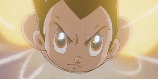 Astro Boy: Dawn of the Techno-Revolution