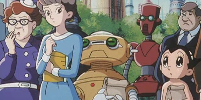 Astro Boy: Battle of Steel Island