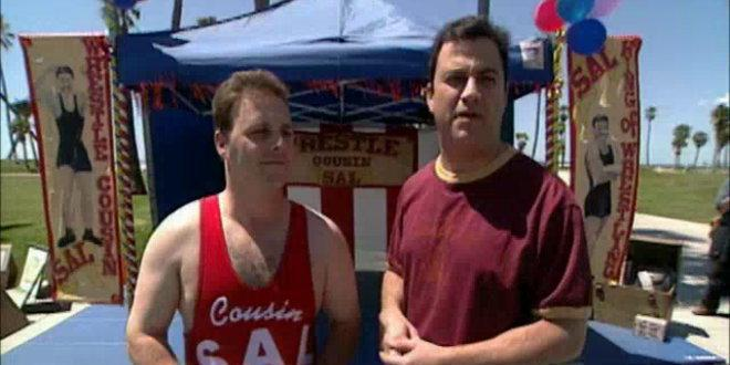 The Man Show: Wrestle Cousin Sal