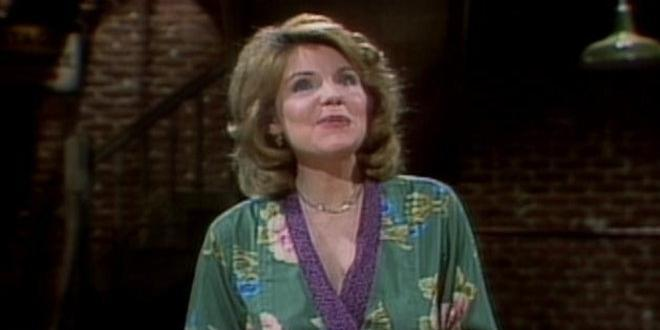 Saturday Night Live: Jill Clayburgh [1]