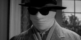 The Invisible Man: Secret Experiment