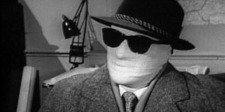 The Invisible Man: The Vanishing Evidence