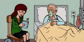 Daria: The Old and the Beautiful