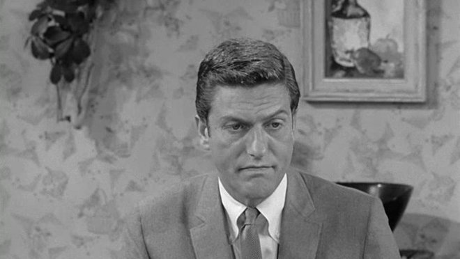 The Dick Van Dyke Show: What's in a Middle Name?