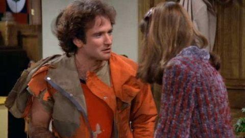Mork & Mindy : Mork Meets Robin Williams