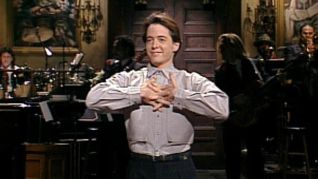 Saturday Night Live: Matthew Broderick [1]
