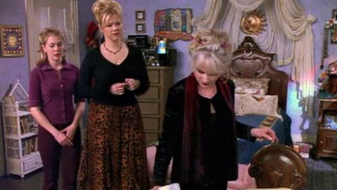 Sabrina, the Teenage Witch : Mrs. Kraft