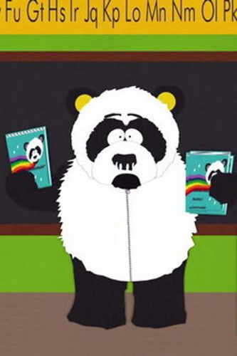 South Park : Sexual Harassment Panda
