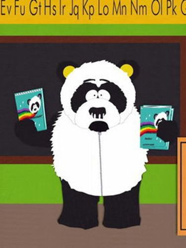 South Park : Sexual Harassment Panda