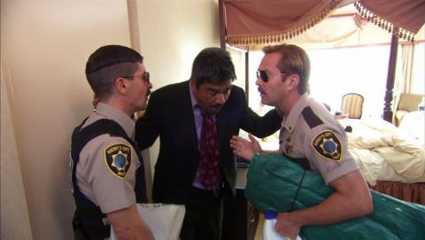 RENO 911! : Helping Mayor Hernandez