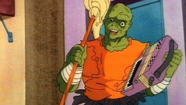 Toxic Crusaders : The Making of Toxie