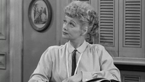 I Love Lucy : The Operetta