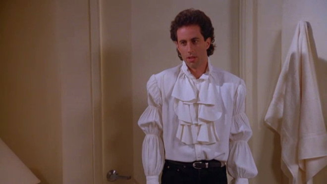 Seinfeld: The Puffy Shirt