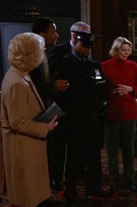 Seinfeld: The Doorman