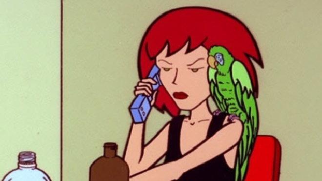 Daria: Lane Miserables