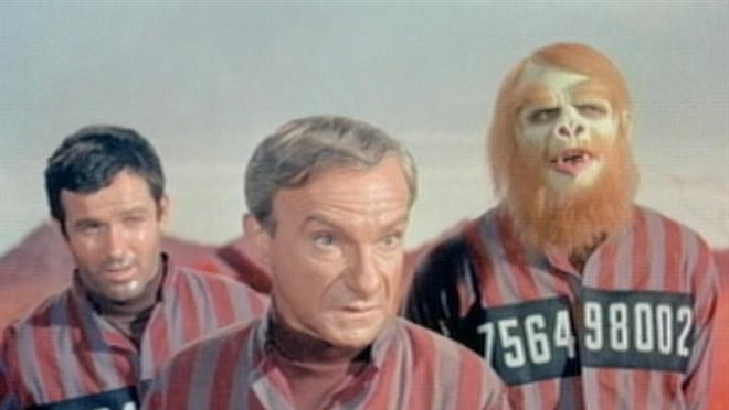 Lost in Space: Fugitives in Space