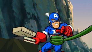 The Super Hero Squad Show: O, Captain..My Captain!