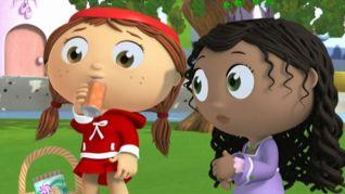 Super Why!: Hansel & Gretel - A Healthy Adventure