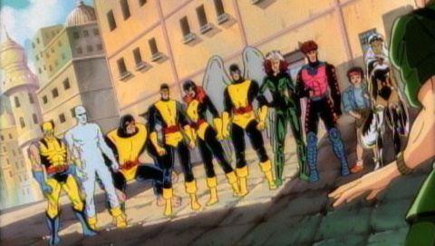 X-Men : Xavier Remembers
