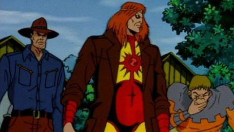 X-Men : Secrets, Not Long Buried