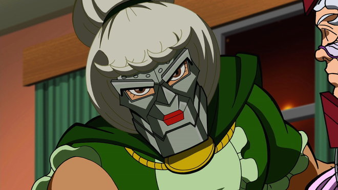 The Super Hero Squad Show: Mother of Doom