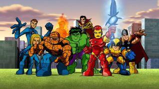 The Super Hero Squad Show: This Al Dente Earth!
